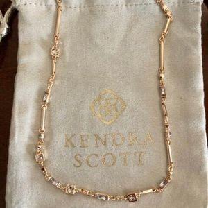 Kendra Scott Rhett necklace NWOT